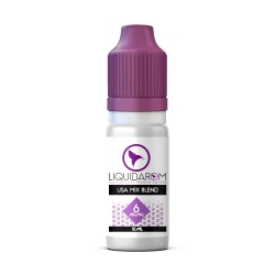 E-Liquide USA Mix Blend -...