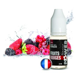 E-Liquide Fruits Rouges -...